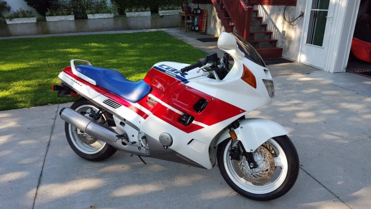 honda cbr1000f replacement parts manual 1990 1991