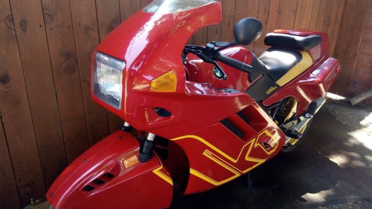 Bmw K1 Archives Rare Sportbikes For Sale