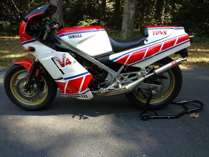 Ready to Roll: 1985 Yamaha RZ500 for Sale - Rare SportBikes