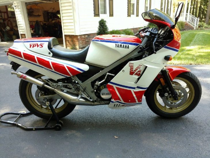 Ready to Roll: 1985 Yamaha RZ500 for Sale