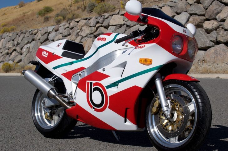 Why Be Ordinary? 1992 Bimota YB8 for Sale