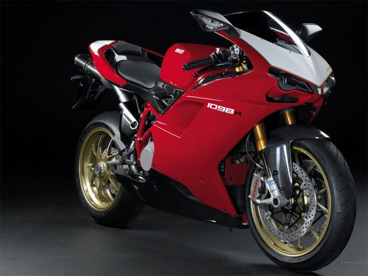 Two Approaches – 2008 Ducati 1098R