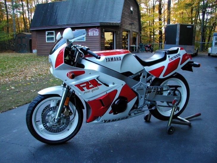 Buy the Pair: 1988 and 1990 Yamaha FZR400
