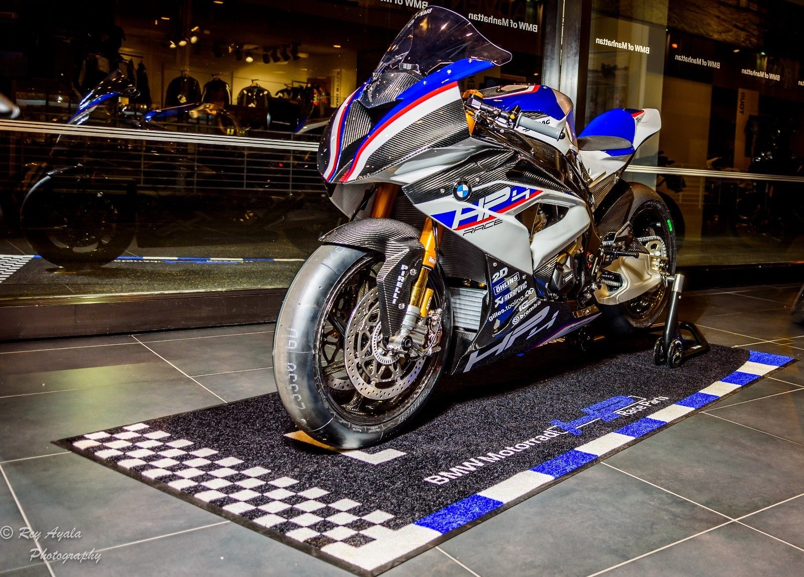 BMW S1000Rr Price >> Carbon to the Core: 2018 BMW HP4 Race - Rare SportBikes ...