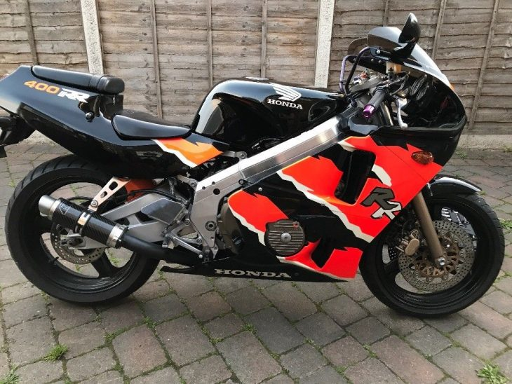 Import Eligible: 1988 Honda CBR400RR