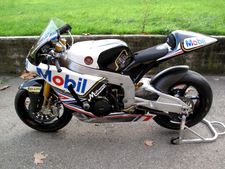 Featured Listing: Ex-Zarco 2012 MotoBi TSR6 Moto2 bike