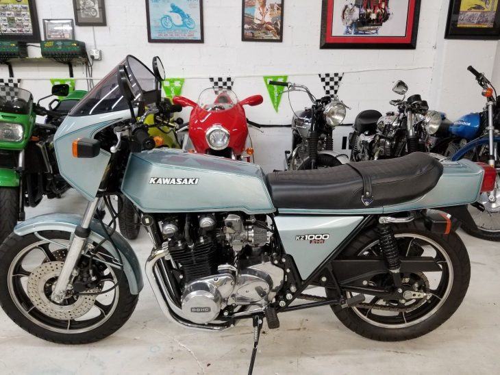 Kz1000 Ives Rare Sportbikes For Sale. But The 903cc Engine Meant Its Performance Blew Cb750 Into Weeds And Kawasaki Z1r Seen Here Was An Evolution Of That Muscular 70s Machine. Kawasaki. 1977 Kawasaki Kz1000 Wiring Harness At Scoala.co