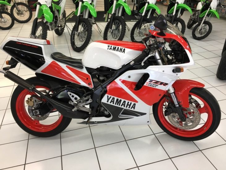 Racing Sport: 1993 Yamaha TZR250RS for Sale
