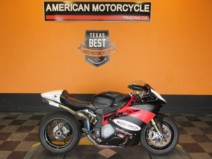 Used as Intended: 2013 MV Agusta F4-RR