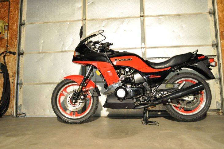Boosted Optimism: 1985 Kawasaki GPz750 Turbo