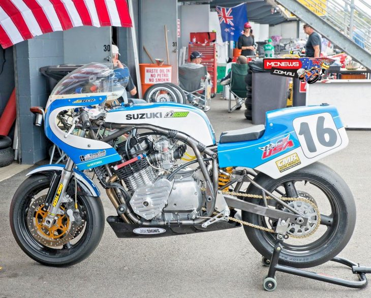 Better Than the Real Thing? 1980 Suzuki XR69 Replica for Sale