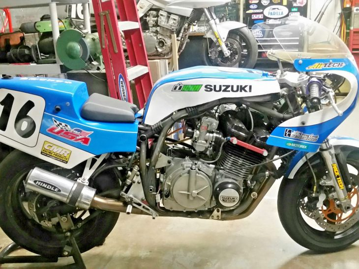 GS1000 Archives - Rare SportBikes For Sale