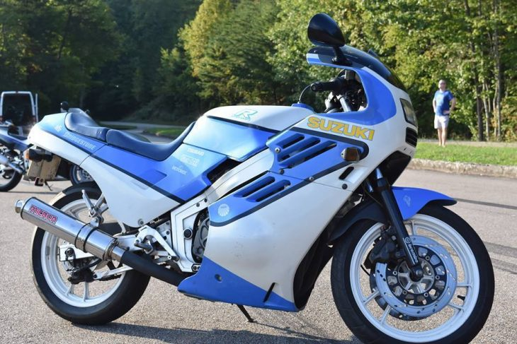 Rare Screamer: 1987 Suzuki GSX-R400 GK71 for Sale