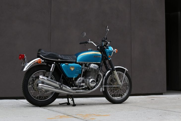 Featured Listing 1969 Honda Cb750 Rare Sportbikes For Sale