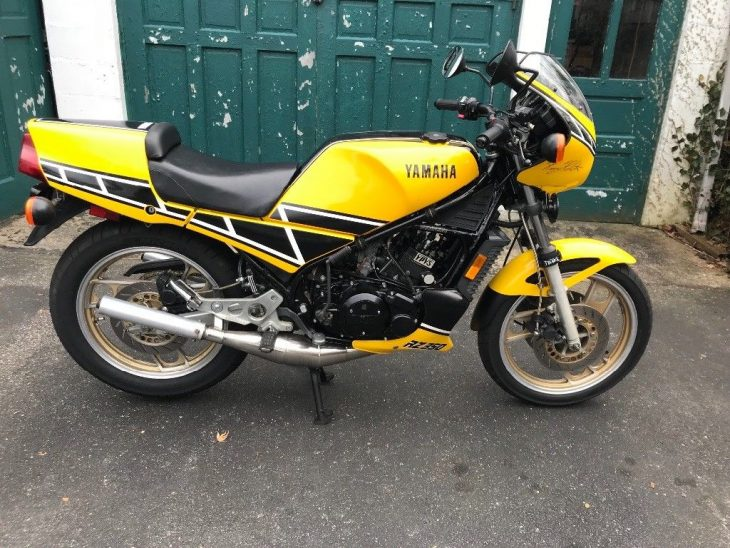 rz350 Archives - Page 2 of 12 - Rare SportBikes For Sale