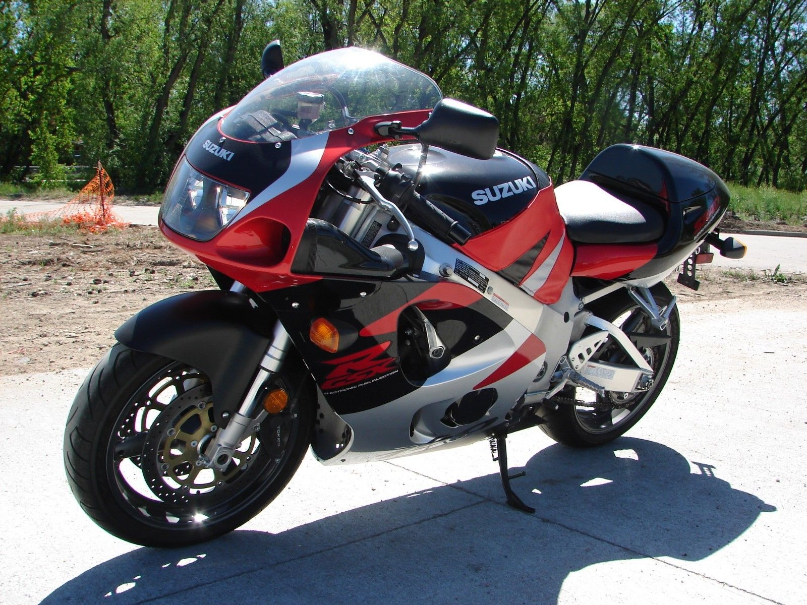 Buell Motorcycles For Sale >> Ram Air Direct: 1998 Suzuki GSX-R750 SRAD for Sale - Rare ...