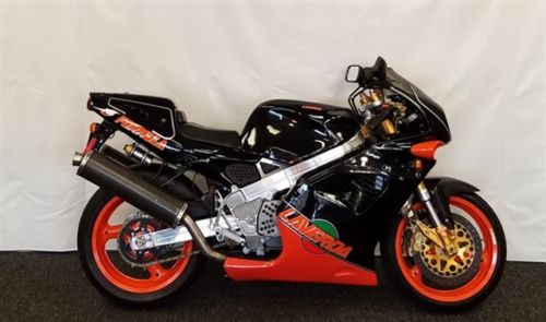 Alternative Twin: 1999 Laverda Formula 750 for Sale