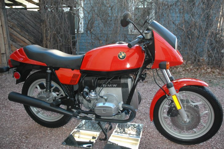 Footloose – 1983 BMW R65LS