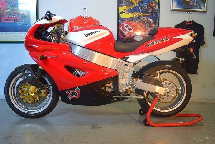 Nice Price: 1997 Bimota YB11 for Sale