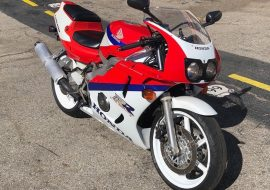 Sponsored Listing: 1990 Honda CBR400RR NC29 for Sale