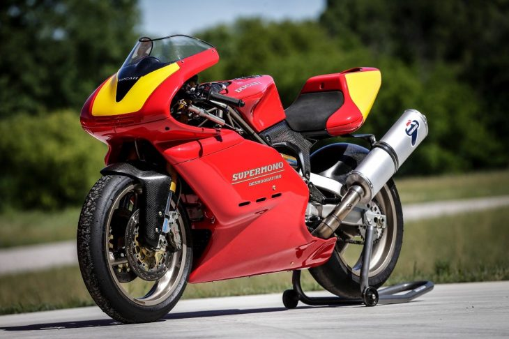 Super Single: 1993 Ducati Supermono for Sale