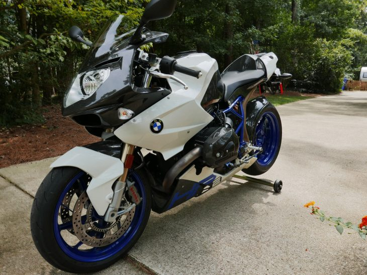 Past Dream – 2008 BMW HP2 Sport