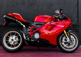 Sponsored Listing: Buy a 2008 Ducati 1098R, help the next great get his start