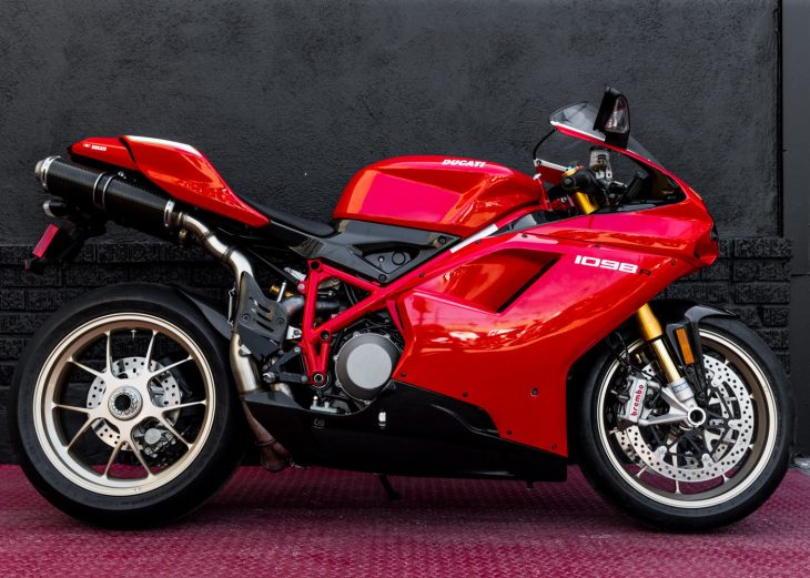 Featured Listing: Buy a 2008 Ducati 1098R, help the next great get his start