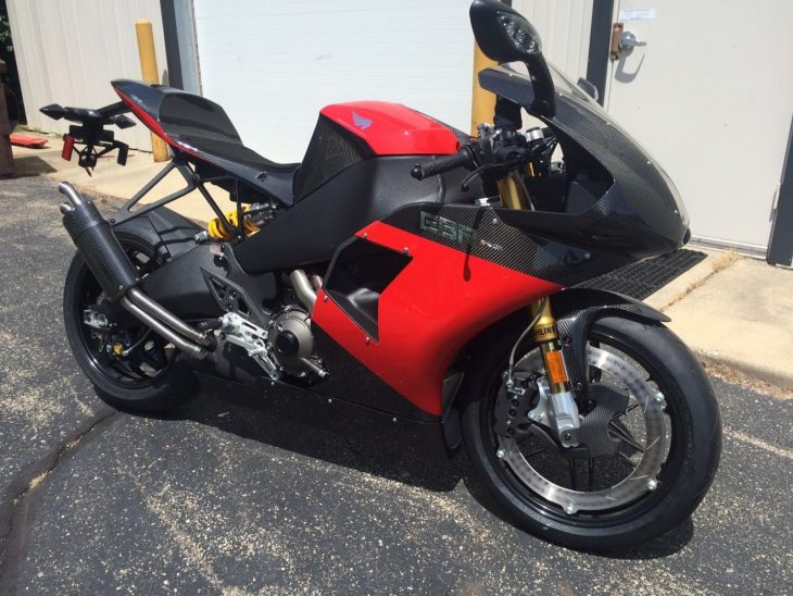 NOS: 2013 Buell 1190 RS Carbon Edition (NEW!)
