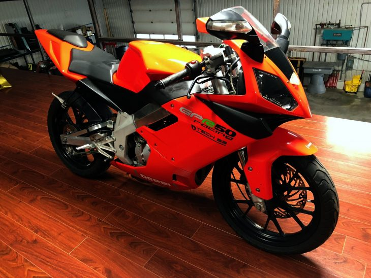 Featured Listing: 2005 Derbi GPR50 for Sale
