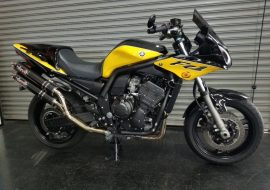 Featured Listing – 2003 Yamaha FZ1 with just 661 Miles !