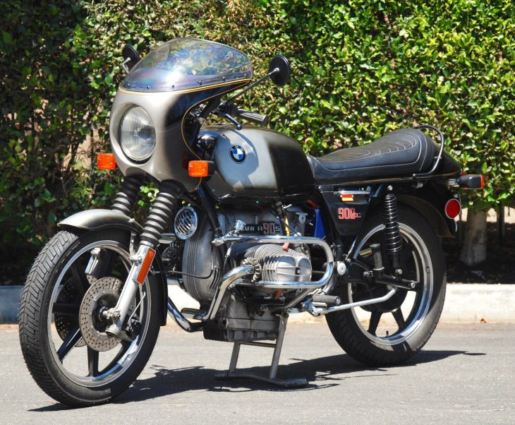 The Venerable 1976 Bmw R90s Rare Sportbikes For Sale