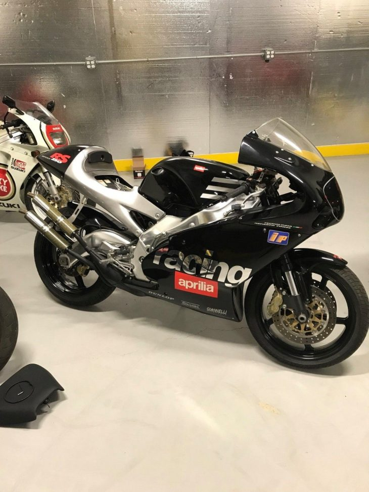 When Black Friday Comes – 2002 Aprilia RS250 Challenge Cup