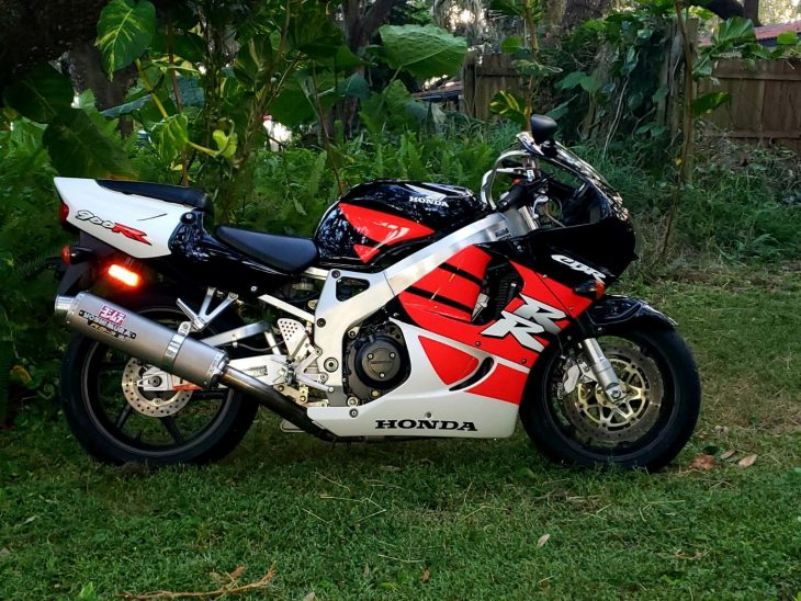 Last of the First: 1999 Honda CBR900RR