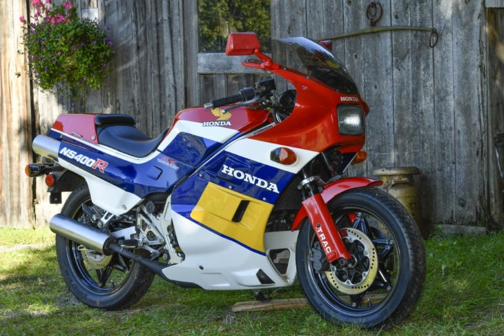 Featured Listing: 1986 Honda NS400R for Sale