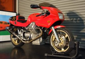 Featured Listing: 1993 Moto Guzzi Daytona 1000