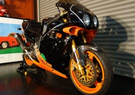 Featured Listing: 1999 Laverda 750S Formula for Sale