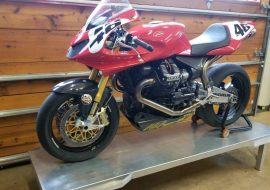 Featured Listing: 2006 Moto Guzzi MGS-01 Corsa for Sale