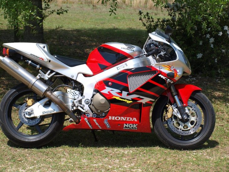 Royal Crown:  2004 Honda RC51