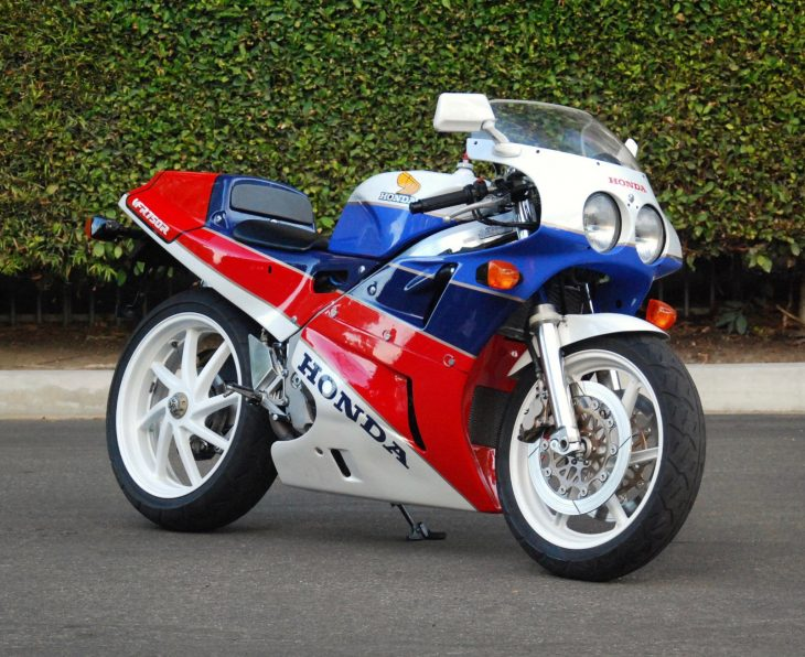 Christmas Bonus: 1989 Honda VFR750R RC30 for Sale