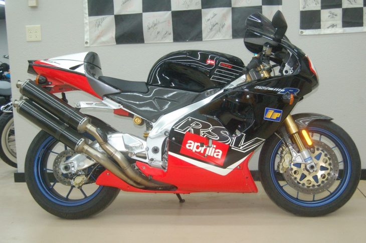 Affordable, Practical Italian: 2000 Aprilia RSV Mille R for Sale