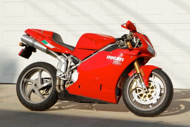 New In Box: Zero Mile 2004 Ducati 998S FE for Sale