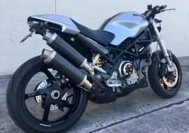 Featured Listing: 2006 Ducati Monster S2R 1000 build!