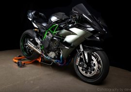 Featured Listing: Street-Titled 2018 Kawasaki H2R for Sale