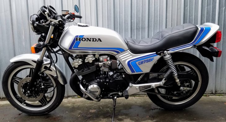 Featured Listing – 1982 Honda CB750F Super Sport