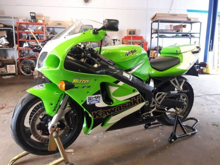Ninja Archives - Rare SportBikes For Sale