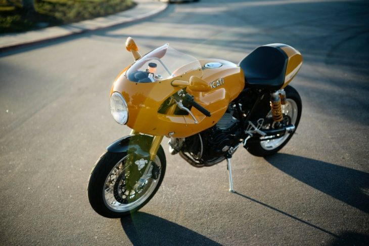 Featured Listing – 2006 SportClassic 1000 with Paul Smart Fairing