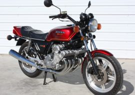 Featured Listing:  Pristine 1979 Honda CBX