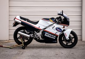 Featured Listing: 1985 Honda NS400R