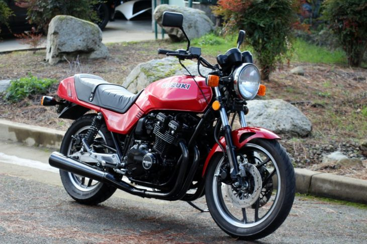 Featured Listing: 1983 Suzuki GS1100E